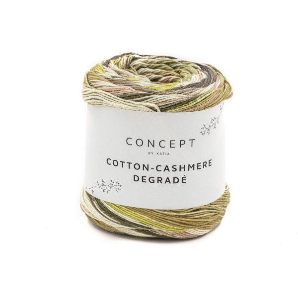 Concept by Katia Cotton-cashmere degrade