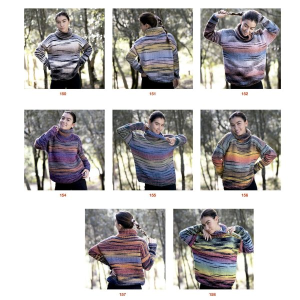 yarn wool twins knit wool acrylic autumn winter katia 01 fhd