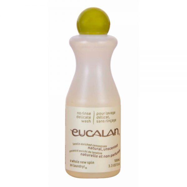 Skalbiklis Eucalan Natural - be kvapo